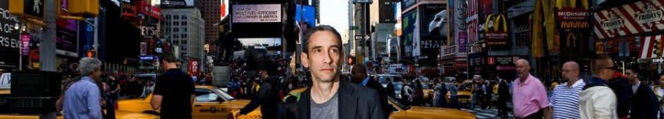 Strip: Rushkoff in Real Life
