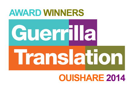Winners! 2014 Ouishare Awards